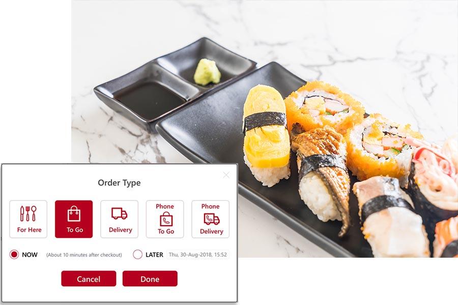 Ethnic And Asian Restaurant Pos System Itab Pos